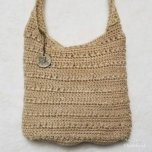 The Sak | Crochet Crossbody Purse Boho Style